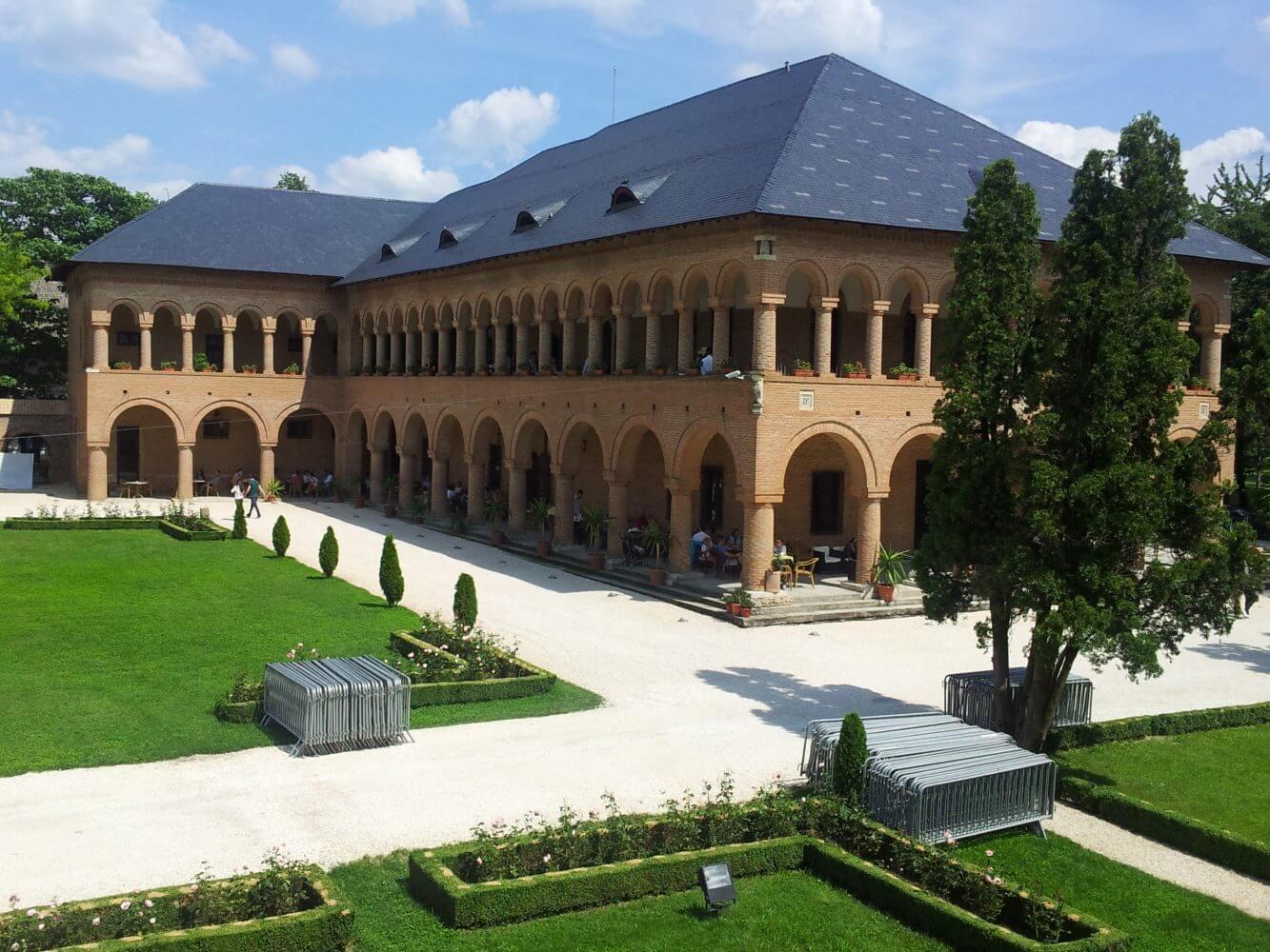 Palatele României – Palatul Mogoşoaia