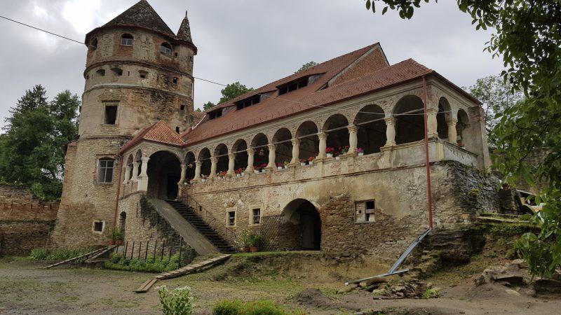 O fărâmă din Transilvania