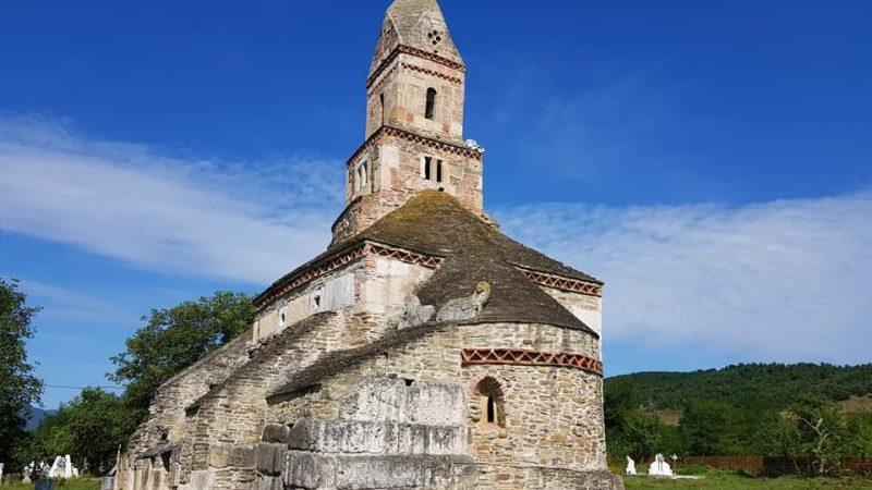 Biserica ciudată din Densuş