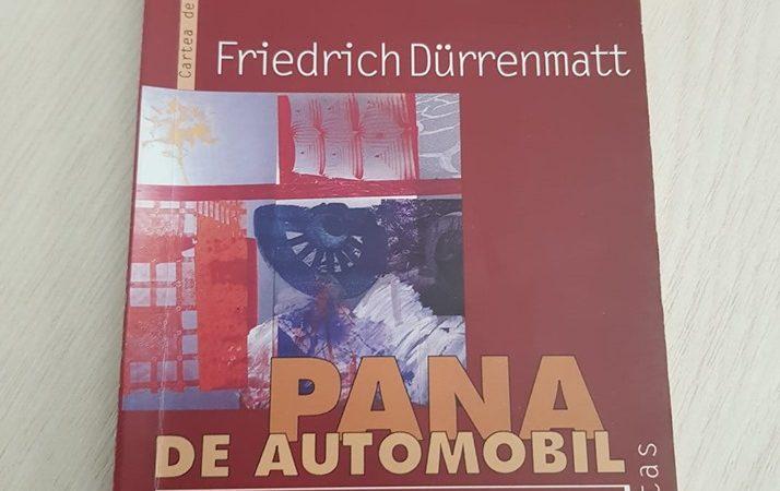"""Pana de automobil"" de Friedrich Dürrenmatt"