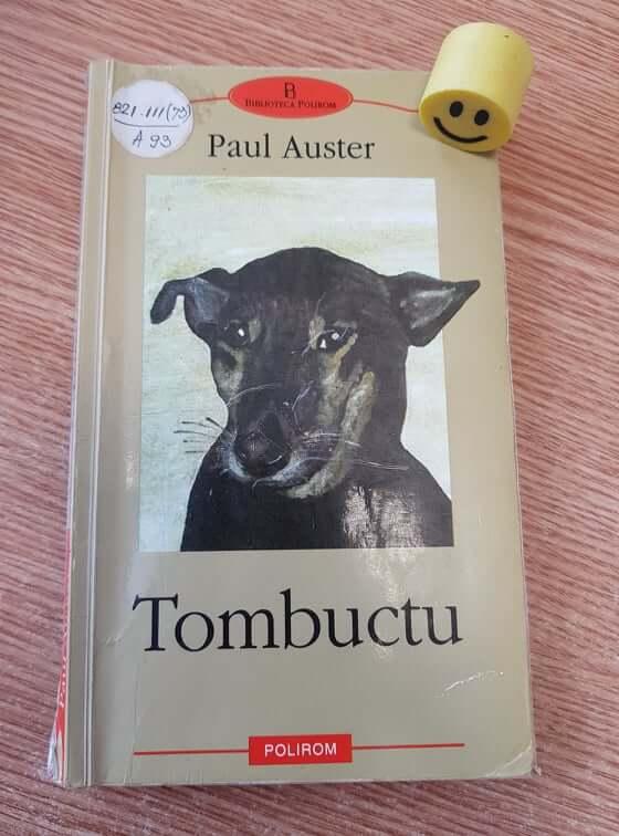 """""""Tombuctu"""" de Paul Auster"""