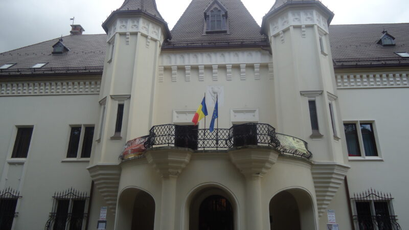 Peleșul Transilvaniei