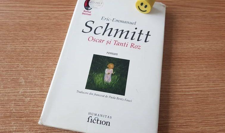 """""""Oscar şi Tanti Roz"""" de Eric-Emmanuel Schmitt"""