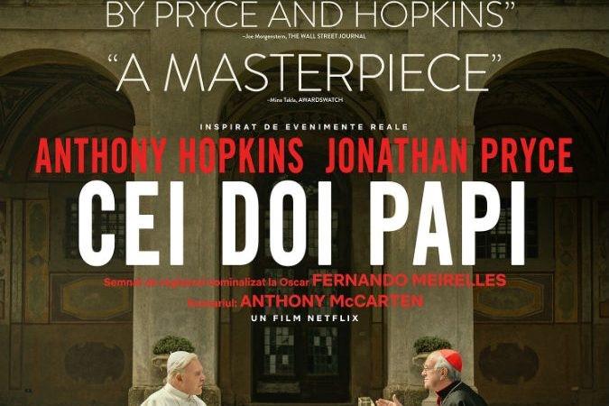 """""""Cei doi Papi"""" (2019)"""