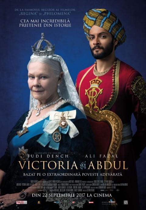 Victoria și Abdul (2017)