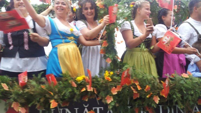 Oktoberfest în Kronstadt