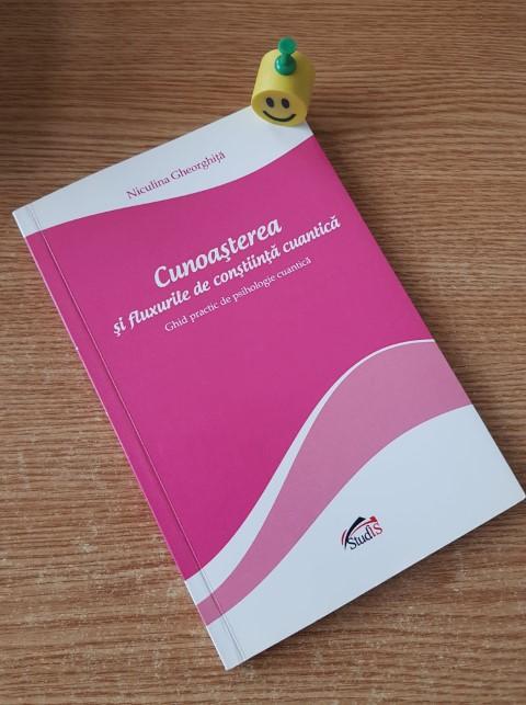 """""""Cunoașterea și fluxurile de conștiință"""" de Niculina Gheorghiță"""