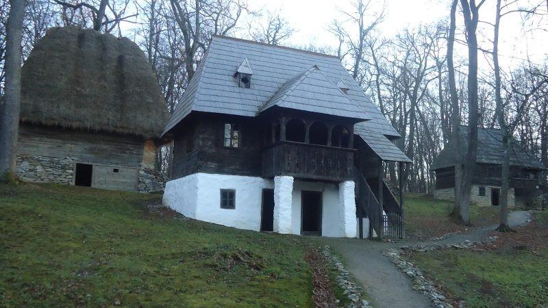 """Muzeul Civilizației PopulareTradiționale """"Astra"""" Sibiu"""