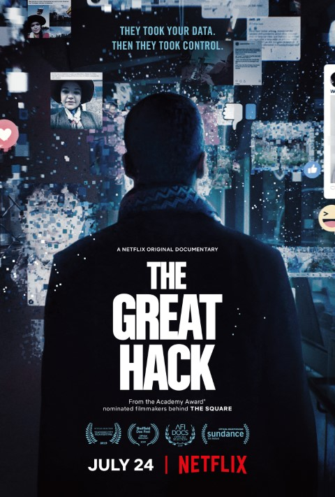 """The Great Hack: Iluzia intimității"" (2019)"