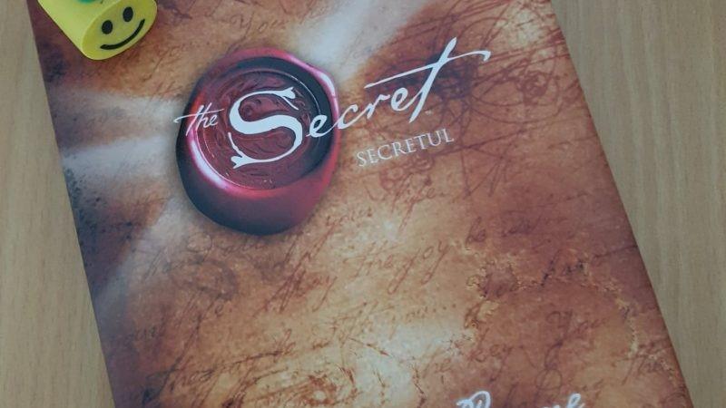 """""""Secretul"""" de Rhonda Byrne"""