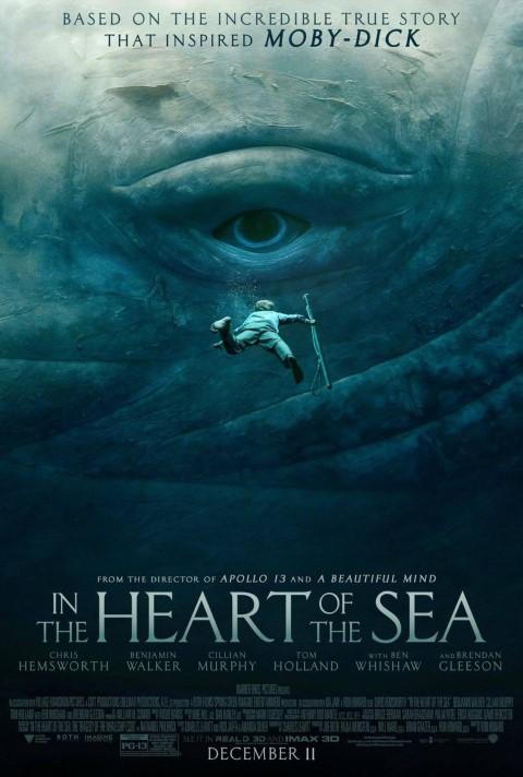 """""""În inima mării"""" (2015)"""