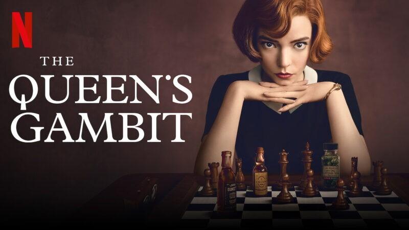 """""""Gambitul Damei"""" (2020)"""