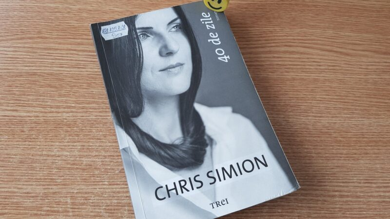 """40 de zile"" de Chris Simion Mercurian"