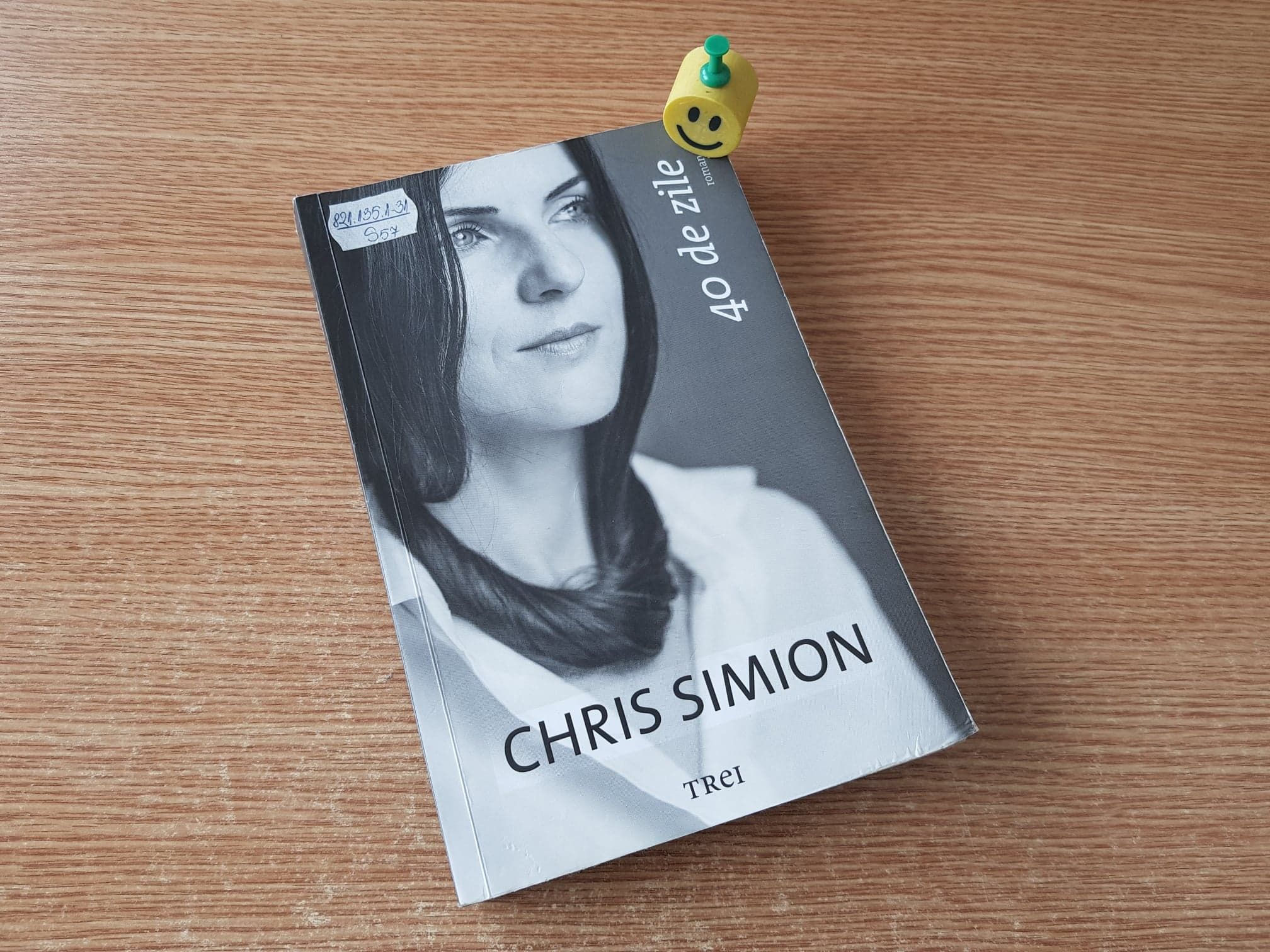"""""""40 de zile"""" de Chris Simion Mercurian"""