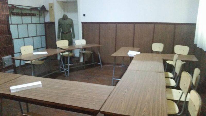 Locul execuţiei soților Ceauşescu