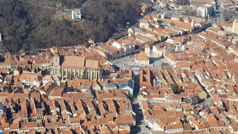 Alege să vezi Brașovul de pe Tâmpa, măcar odată-n viață!