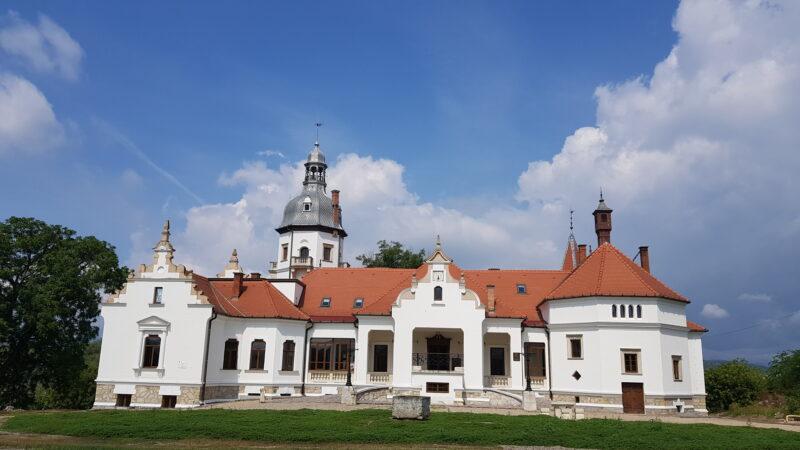 Castelul Bánffy din Sâncrai