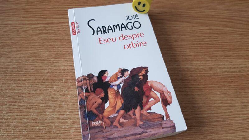 """""""Eseu despre orbire"""" de Jose Saramago"""